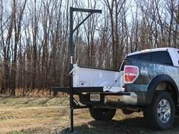 Redneck Blinds Bumper Hitch Deer Hoist