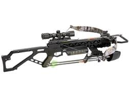 Excalibur GRZ 2 Crossbow Package with Fixed Power Scope Black and Realtree Xtra Camo