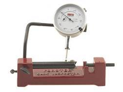 Forster Co-Ax Case and Cartridge Concentricity Gauge with Dial