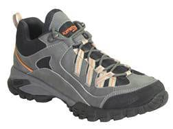 "Kenetrek Bridger Ridge 4"" Hiking Boots Leather and Nylon Gray Men's"