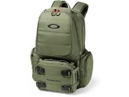 Oakley Chamber Backpack Range Bag Worn Olive