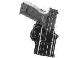 Fobus Compact Roto-Belt Holster Right Hand HK P2000, P2000SK, Ruger P345, Springfield Armory XD, ...