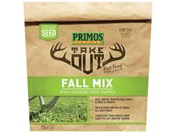 Primos Take Out Fall Mix Food Plot Seed 15 lb