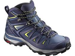 """Salomon X Ultra 3 Mid GTX 5"""" Waterproof GORE-TEX Hiking Boots Leather/Synthetic Women's"""