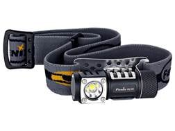 Fenix HL50 Headlamp LED requires 1 CR123A or 1 AA Battery Aluminum Black