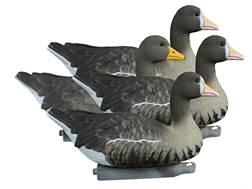 Higdon Full Size Foam Filled Floater Specklebelly Goose Decoy Polymer Pack of 4