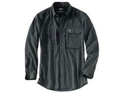 Carhartt Men's Force Extremes Angler Button-Up Shirt Long Sleeve Synthetic