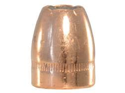 Sierra Sig Sauer V-Crown Bullets 9mm (355 Diameter) 124 Grain Jacketed Hollow Point Box of 100
