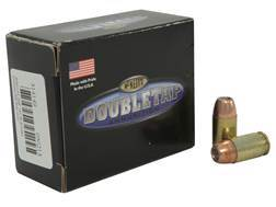 DoubleTap Ammunition 45 GAP 185 Grain Bonded Defense Jacketed Hollow Point Box of 20