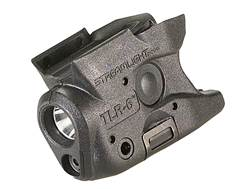 Streamlight TLR-6 S&W M&P Shield Weapon Light LED and Laser Polymer Black