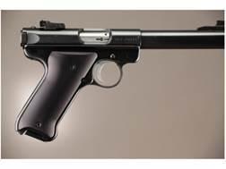 Hogue Extreme Series Grip Ruger Mark II, Mark III Aluminum Matte Black