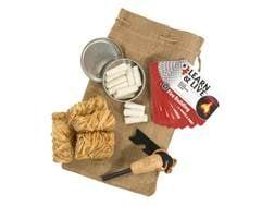 UST Heritage Campfire Starting Kit