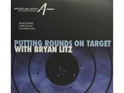 "Applied Ballistics ""Putting Rounds on Target""  with Bryan Litz DVD 3 Disc set with Bonus DVD"