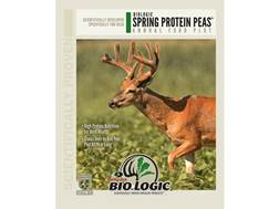 Biologic Spring Protein Pea Annual Food Plot Seed