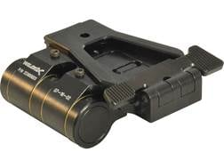 Trijicon Wilcox Side Flip Mount for IR Patrol Black