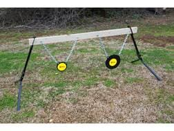 """Viking Solutions Original GONG Target System 6"""" and 10"""" AR500 Steel"""