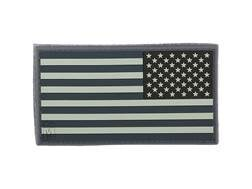 Maxpedition Reverse USA Flag PVC Morale Patch