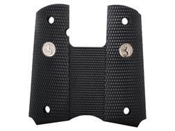 Colt Wraparound Rubber Grips 1911 Government, Commander, Colt Gold Cup Black