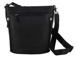 Gun Tote'N Mamas Bucket Tote Handbag Leather
