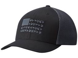 Columbia PHG Flag Mesh Back Fitted Cap Cotton