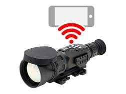 ATN ThOR HD Thermal Rifle Scope 5-50x 100mm 640x480 with HD Video Recording, Wi-Fi, GPS, Smooth Z...