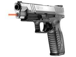 "LaserMax Guide Rod Laser Sight Springfield XDM 4.5"" 9mm Luger and 40 S&W- Blemished"