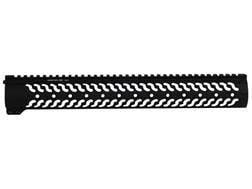 "Samson Evolution Series 15"" Customizable Free Float Handguard AR-15 Extended Rifle Length Aluminu..."
