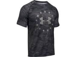Under Armour Men's UA Freedom Reaper Tech T-Shirt Short Sleeve Polyester