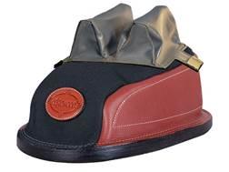 Edgewood Minigater Rear Shooting Rest Bag Tall with Slick Material Regular Ears and Regular Stitc...