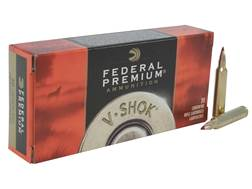 Federal Premium V-Shok Ammunition 204 Ruger 40 Grain Nosler Ballistic Tip Box of 20