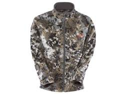 Sitka Gear Youth Stratus Windproof Jacket Microfleece Gore Optifade Elevated II Camo