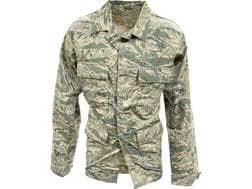 Military Surplus Airman Battle Uniform Coat ABU Camo