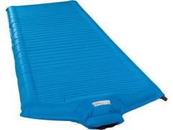 Therm-A-Rest NeoAir Camper SV Sleeping Pad Long Length Polyester Mediterranean Blue