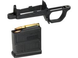 Magpul Hunter 700 Short Action Detachable Magazine Well with 5-Round Magazine Polymer Black