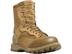 "Danner USMC Rat 8"" Steel-Toe Tactical Boots Leather/Nylon Mojave Men's"