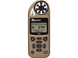 Kestrel 5500 Electronic Hand Held Weather Meter