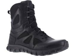 "Reebok Sublite Cushion 8"" Tactical Boots Leather/Nylon Men's"