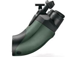 Swarovski BTX Modular Spotting Scope Twin Eyepieces Angled Green