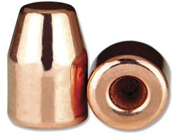 Berry's Superior Plated Bullets 45 Caliber (452 Diameter) 200 Grain Plated Hollow Base Flat Point