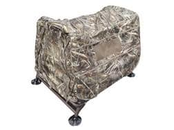 MOMarsh Fieldhouse Orthopedic Elevated Dog Blind Realtree Max-5 Camo