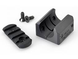 Mesa Tactical Barrel Clamp with Picatinny Rail Remington 870, 1100, 11-87, Mossberg 930 12 Gauge ...