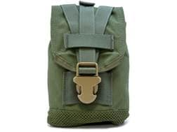 Military Surplus MOLLE II Utility Pouch with Mesh Bottom ACU Camo