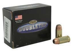 DoubleTap Ammunition 450 Short Magnum Cartridge 230 Grain Bonded Defense Jacketed Hollow Point Bo...