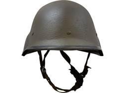 Military Surplus Czech Helmet Grade 2 Kevlar Olive Drab