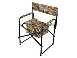 Ameristep Director Chair Polyester Realtree Edge Camo