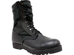 Military Surplus Warm Weather Combat Boot Grade 1 Black 13 R