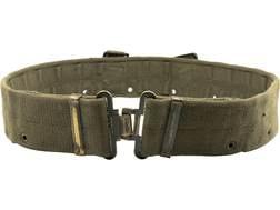 Military Surplus British M58 Combat Belt Grade 2 Olive Drab