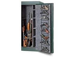 Rack'Em Racks The Maximizer Narrow Full Door 8 Pistol Rack Black