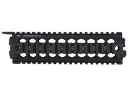 Midwest Industries 2-Piece Gen 2 Handguard Quad Rail AR-15 Mid Length Aluminum Black