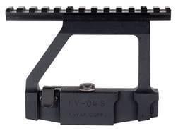 Arsenal, Inc. Optimized Picatinny-Style Scope Mount AK-47, AK-74 Side Rail Matte